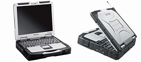 Panasonic Toughbook Reseller London